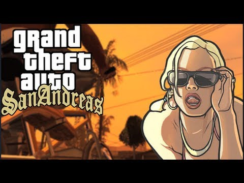 GTA: SAN ANDREAS! (OLD SCHOOL SUNDAY)