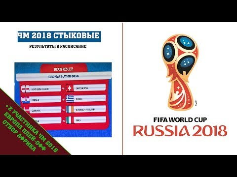 Чемпионат мира по футболу 2018. Стыковые матчи чм 2018. Отбор в Африке. Результаты и расписание