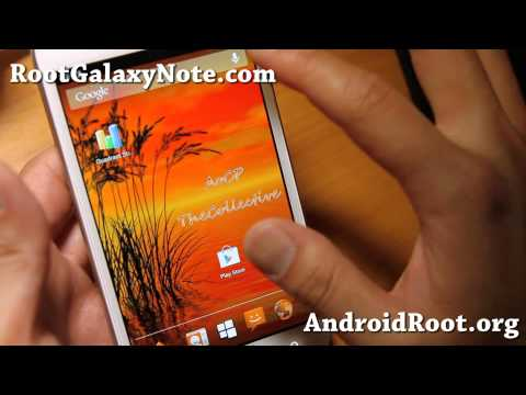 AOCP ROM for Rooted AT&T Galaxy Note SGH-i717! [Android 4.2.2]