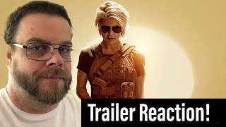 """Terminator: Dark Fate (2019) Trailer Reaction!"