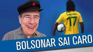 Barcelona isola Ronaldinho Gaúcho