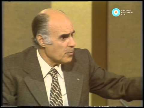 Camps y Von Wernich intentan desmentir a Jacobo Timerman, 1981