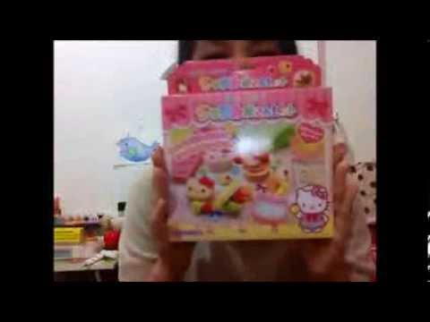 Review Fuwa Fuwa Clay kit & Kutsuwa Eraser making kit (Thai) รีวิว ชุดปั้นดินญี่ปุ่น และ ชุดทำยางลบ