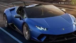 top 5 latest model of Lamborghini.