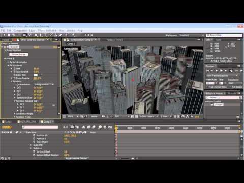 Video Copilot Metropolitan- In-Depth Features