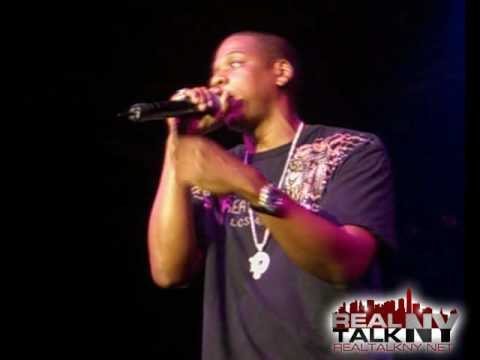 Throwback: Jay-Z Debuts Fourty Four, Four's(44 4s Live In NY