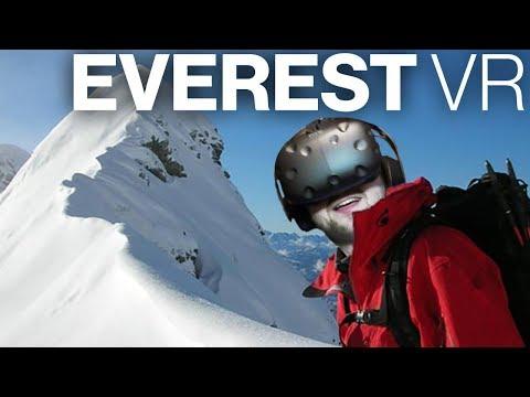 КУПЛИНОВ ПОКОРИЛ ЭВЕРЕСТ ► Everest VR
