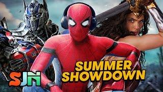 Summer Movie Showdown!