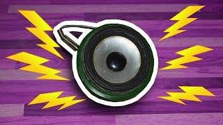 Como fazer um mini amplificador de som caseiro!