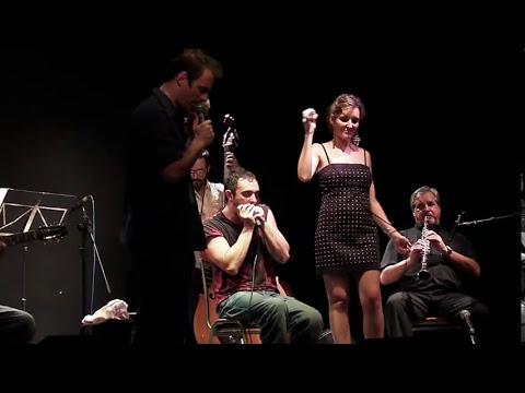 Kevin johansen y Meliza Blanco con Mariano Massolo Quinteto. .avi
