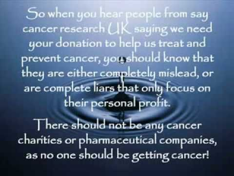 Six natural cures for cancer