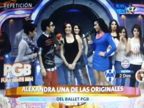 PGB regreso de alexandra uresti palmieri 13-11-12