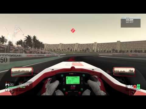Galudão em Dubai - Project CARS - Best Lap - F1