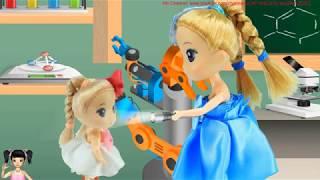 ChiChi ToysReview TV - Trò Chơi bảo bối phóng to thu nhỏ