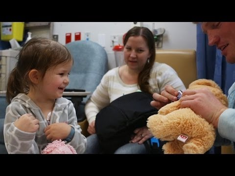 Magic For Kids At Children's Hospital