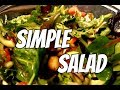 How To Make Simple Salad Recipe Fresh Salad To Make !! | Chef Ricardo Cooking