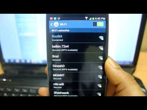Resolve Samsung Galaxy S4 WiFi problem in 10 Mins