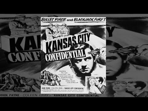 Тайны Канзас-Сити. Крепкий и закрученный классический нуар в лучших традициях жанра. Детектив