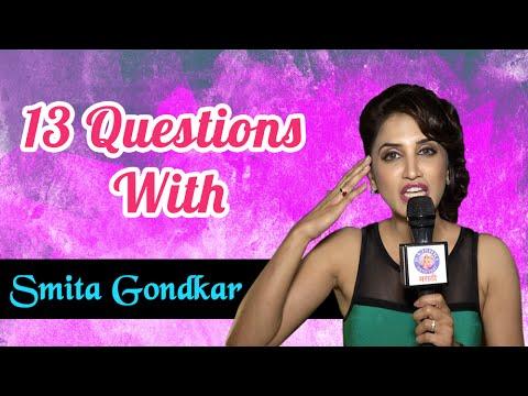 Top 13 Questions With Smita Gondkar   Pappi De Parula Song   Wanted Bayko No. 1 Marathi Movie