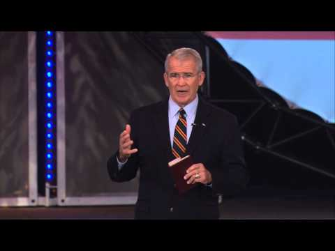 Weekend of Honor - Oliver North at Fellowship Church