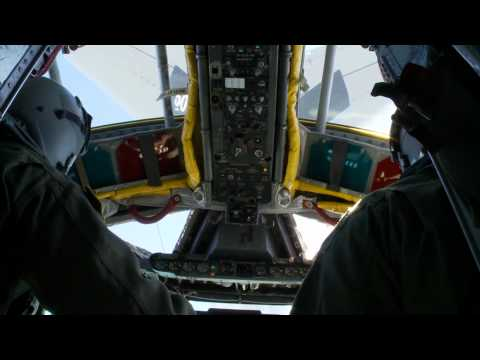 B-52 Stratofortress Training Mission
