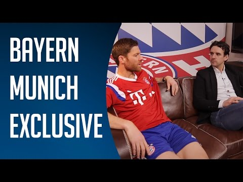 Owen Hargreaves behind the scenes at Bayern Munich | BT Sport