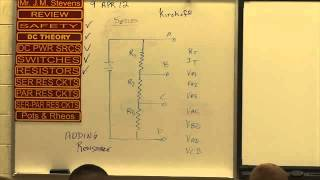 BEC 1  SERIES RESISTOR CIRCUITS 1