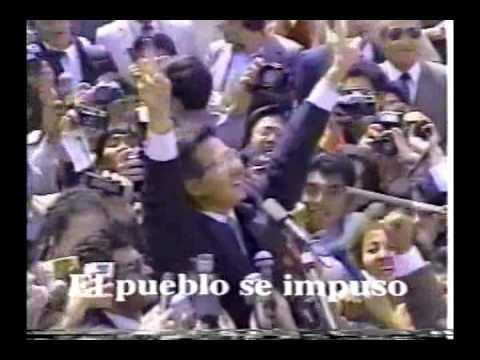 Alberto Fujimori: Tres Años que cambiaron la historia 6/15