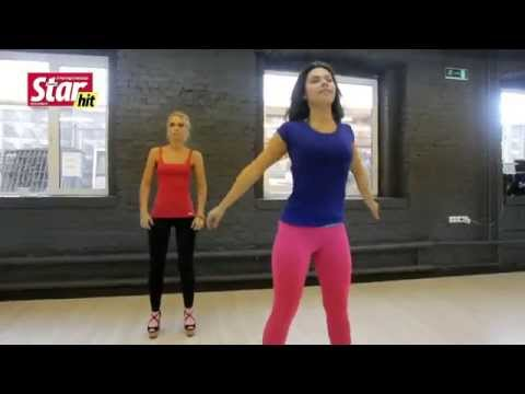 Агата Муцениенце: Занятия booty dance в школе танцев Esti Studio. Видео