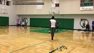 Kyrie Irving has no problem schooling his teammates, including Jaylen Brown and Jayson Tatum | ESPN