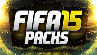 ALL THE INFORMS! - FIFA 15 PACK OPENING!