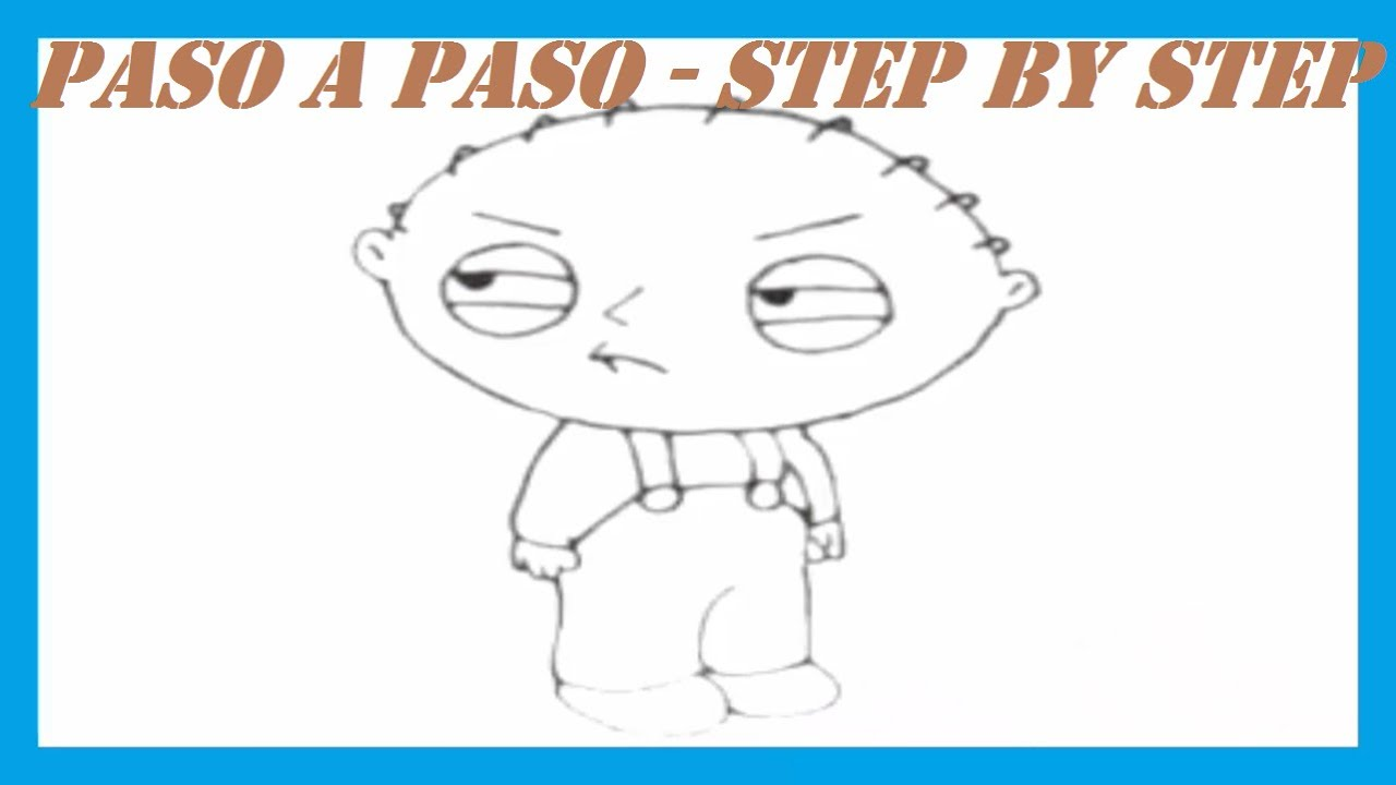 Griffin Draw Something How to Draw Stewie Griffin