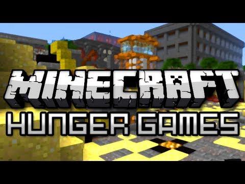 Minecraft: Hunger Games Survival w/ CaptainSparklez - THAT Guy