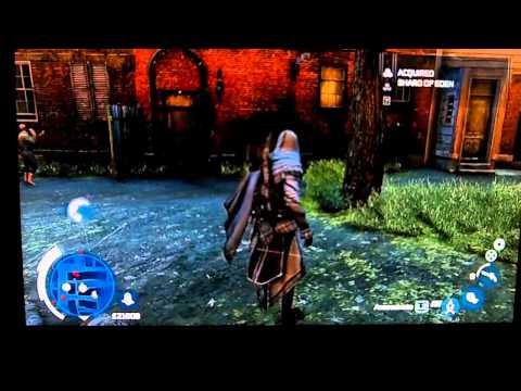 Assassins creed 3: how to put your hood up
