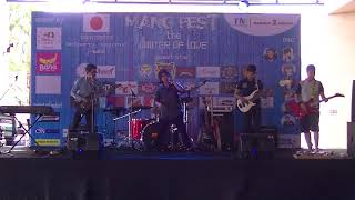 Last Squall  - Colors of the Heart (Uverworld cover) @ J Band Perform Party 2017