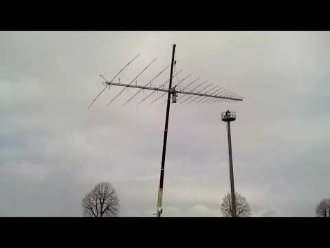 Allgon Logperiodic Antenna