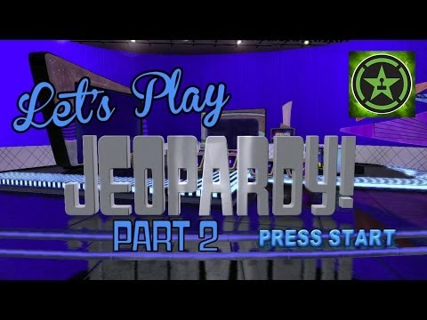 Lets Play - Jeopardy! Part 2