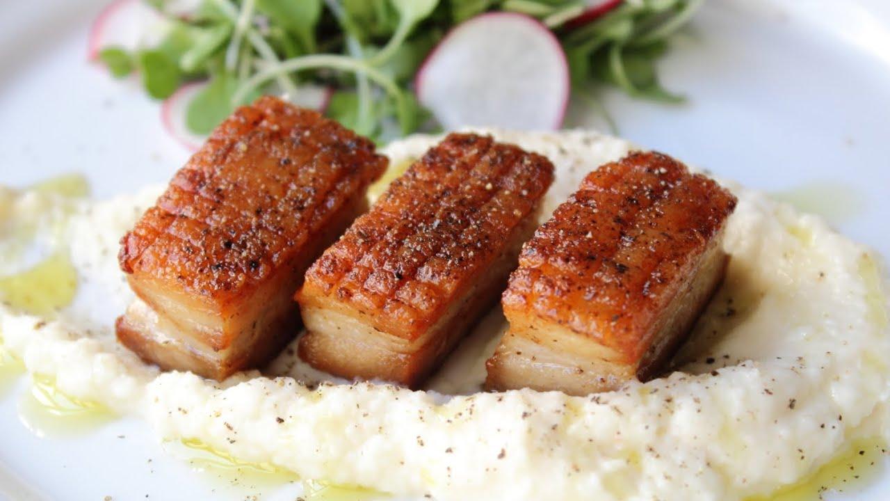 Sliced Pork Belly Recipe Crispy Crispy Pork Belly Recipe