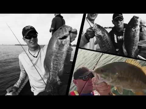 Lake St. Clair Smallmouth w/ Jonathon VanDam - Dave Mercer's Facts of Fishing 2014 Full Episode #7