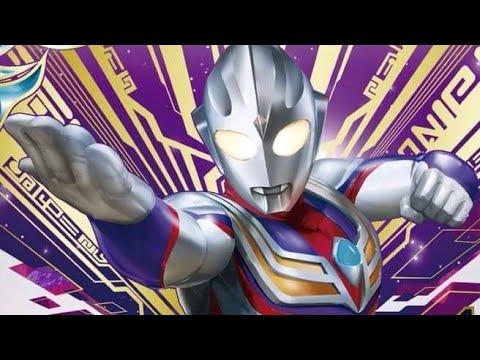 Ultraman Tiga MV- Take Me Higher Remix Version.