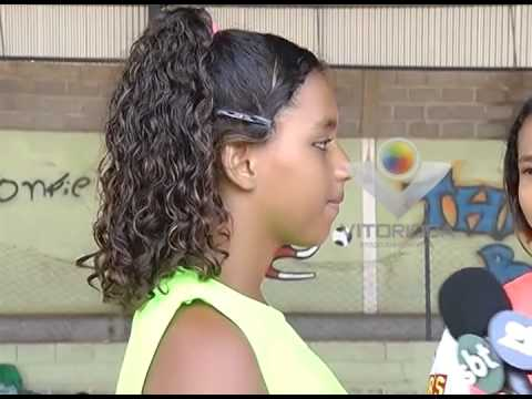 Jogando Pela Vida é um projeto desenvolvido pela Polícia Militar na Escola João Rezende