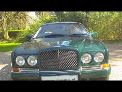 2003 Bentley Continental R. Bentley Continental R