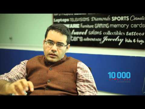 Kunal Bahl (Snapdeal) : Evaluating Investors