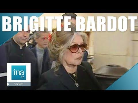 Brigitte Bardot comdannée pour haine raciale - Archive vidéo INA