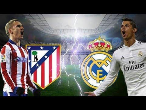 ATLETICO DE MADRID VS REAL MADRID 18/11/2017 En Vivo thumbnail