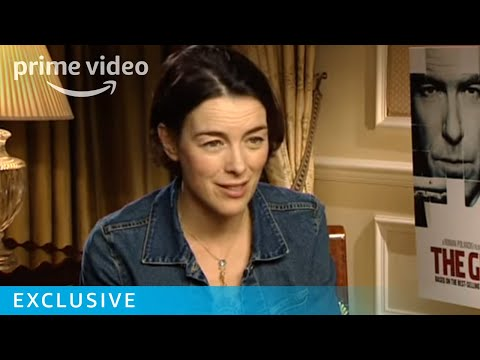 Olivia Williams On Working With Roman Polanski - The Ghost | Prime Video