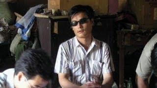 Blind Chinese Activist