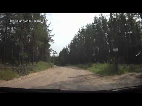 Real Russian roads HD