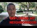 Exploring My Neighborhood - Ironbound, Newark, NJ