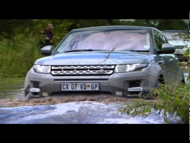 2014 Land Rover Discovery and Range Rover Evoque